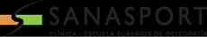 Sanasport | Cursos de osteopatía en línea gratuitos y escuela de medicina. Logo